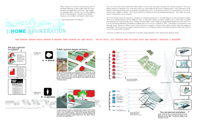 Pamphlet Architecture Entry: All of the Above