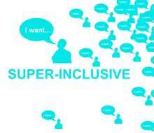 Superinclusive