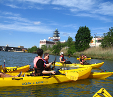 Flushing River Canoe Tour