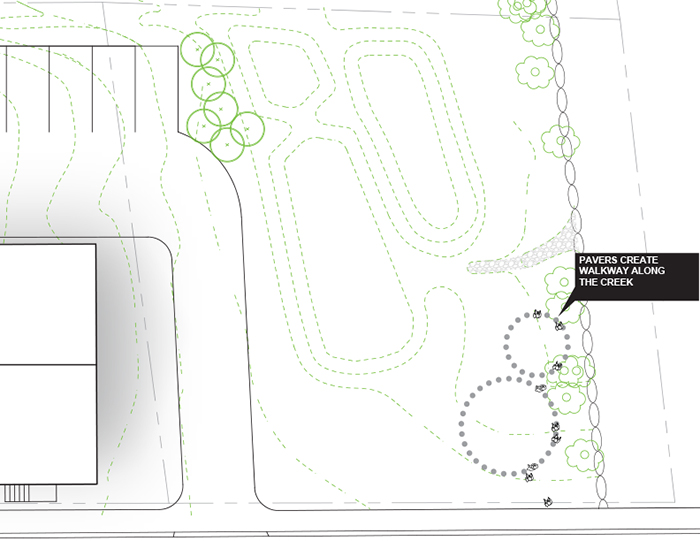 Underwear Factory Green Infrastructure Project: Signage